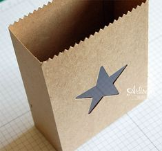 Mini Treat Bag Thinlits Dies, Tutorial