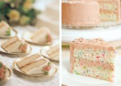 Funfetti Wedding Cake.... YES PLEASE! http://www.mywedding.com/articles/beyond-vanilla-20-wedding-cake-flavors-to-consider/?utm_source=mywedding_email&utm_campaign=DD_Newsletter&utm_medium=DD_Newsletter_Bloomingdales%20Takeover_102113%20&utm_content=8374#