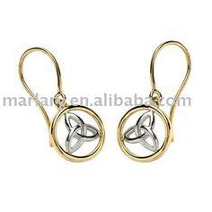 Wholesale Fine Irish Celtic Jewelry Celtic Earrings Manufacturers