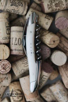 Our original Forge de Laguiole® Sommelier knife with a bone handle and shiny finish. Our authentic Sommelier knife was produced in collaboration with professional Sommeliers and thus gives it its ergonomics, elegance and efficiency.   #wine #sommelier #sommelierknife #winelovers #finewine #giftideas #giftsformen #redwine #whitewine #laguiole #laguioleknife #knife #waiter #waiterknife #forgedelaguiole #handmade #madeinfrance #worldcuisine #drinks #frenchwine