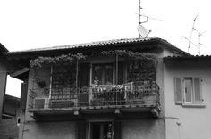 Rancio, Lecco #blackandwhite #rancio #lecco #black #architecture #details #nature #black #white