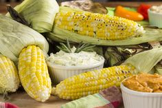There's nothing like cooking fresh corn right on the grill in the summertime, and our simple recipe is a classic.