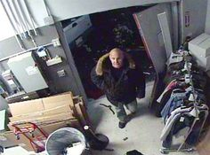 Do you know this man? New Westminster police are asking for help identifying a suspect who was caught on camera entering the Armani Exchange in Queensborough in the early hours of Dec. Ask For Help, Together We Can, This Man, Westminster, Police, City, News, Cities, Law Enforcement