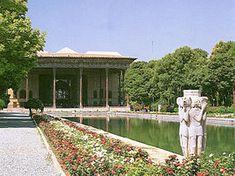 Palacio de Chehel Sotún - Wikipedia, la enciclopedia libre