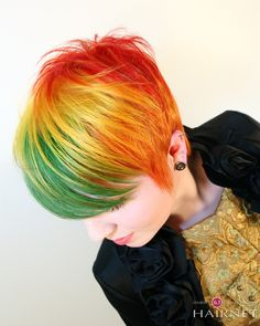 Hair by Amanda Marie Cory