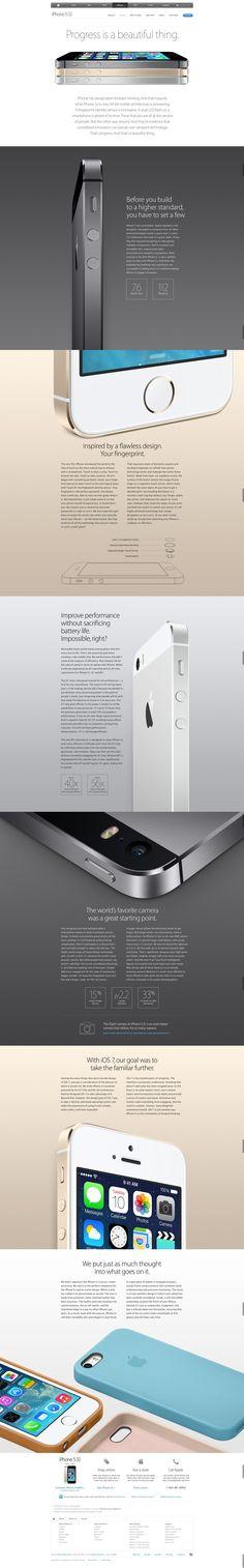 Pin http://www.apple.com/iphone-5s/design/