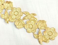 Embroidery Cut Work Trim,Embroidery Border,Indian Trim,Lace Trim,Embroidered Trim Of 55 MM Width