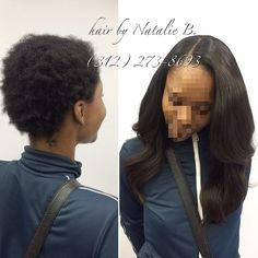 Sew In Hairstyles, Hairstyles For School, Black Girls Hairstyles, Straight Hairstyles, Natural Hair Growth, Natural Hair Styles, Weave With Leave Out, Natural Sew In, Sew In Wig