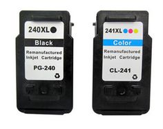 2x Compatible  for Conon 240 241  PG-240 CL-241 ink cartridge for MG4140 MX372 374 432 inkjet  printer free shipping hot sale #Affiliate
