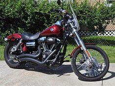 2010 Harley-Davidson® FXDWG Dyna® Wide Glide®   ChopperExchange.com   $12,000 - Luling, LA