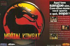 Álbum: Propagandas brasileiras de jogos e videogames - UOL Jogos