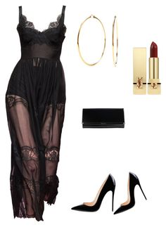 A fashion look from December 2017 featuring pointed toe high heels stilettos, leather handbag purse and goldtone jewelry. Browse and shop related looks. Stage Outfits, Kpop Outfits, Edgy Outfits, Mode Outfits, Cute Casual Outfits, Geometric Fashion, Mode Kpop, Elegant Outfit, Polyvore Outfits