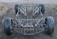 Mazzarini RT V6 - Custom Car Build