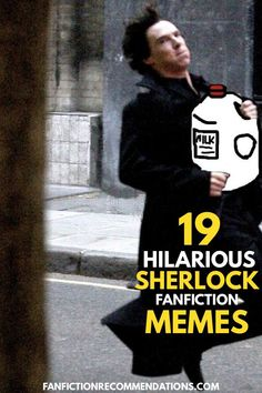 fanfiction memes are pure pleasure. With Sherlock, even the general sherlock fandom gives us some great memes. If you love fanfiction and fanfiction memes check out our favourite sherlock memes in this roundup post! Best Fanfiction, Fanfiction Prompts, How To Write Fanfiction, Fanfiction Ideas, Sherlock Fandom, Sherlock Holmes, Watson Sherlock, Jim Moriarty, Books