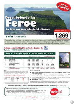 Descubriendo las Islas FEROE Autotour 8d/7n Vuelo Directo Junio a Oct.+hotel+coche desde 1.269 euros ultimo minuto - http://zocotours.com/descubriendo-las-islas-feroe-autotour-8d7n-vuelo-directo-junio-a-oct-hotelcoche-desde-1-269-euros-ultimo-minuto/