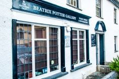 Beatrix Potter Gallery, Hawkshead Cumbria, Beatrix Potter, Lake District, Britain, To Go, England, Museum, Gallery, Outdoor Decor