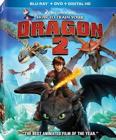 How to Train Your Dragon 2 (2014) Hindi Dubbed [BRRip]