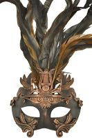 Cavalry Crusader Mask (Copper)