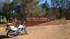Motorcycle Camping, National Parks
