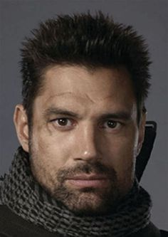 Pin Manu-bennett-as-crixus-image-search-results on Pinterest
