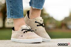 Deze HUB sneakers zijn net binnen maar zijn al razend populair! Check dus snel of je maat er nog is! https://www.sooco.nl/hub-kyoto-w-ds-beige-lage-sneakers-25449.html