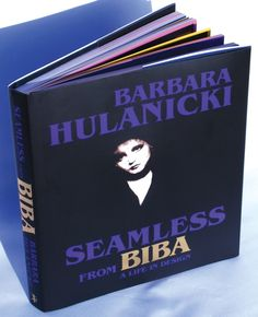 The Style Examiner: Illustrating a Life in Fashion and Design: 'Seamless from Biba' by Barbara Hulanicki