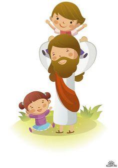 free christian clipart free christian clip art kids for jesus rh pinterest ie Free Online Christian Clip Art Free Gospel Clip Art