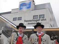 Eröffnungsfeier Donnerkogelbahn
