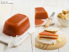 Receta de dulce de membrillo casero  http://www.directoalpaladar.com/postres/como-hacer-dulce-de-membrillo-casero-receta