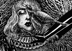 Image result for lino cut