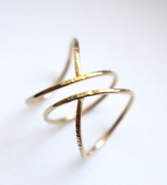 Hammered Siren Ring | Jewelry Rings | Elisha Marie Jewelry | Scoutmob Shoppe | Product Detail