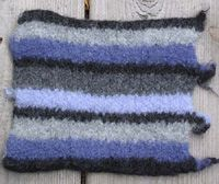Felting for absolute beginners - oh, no - another thing to learn.