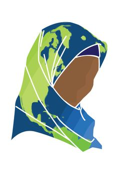 On 1 FEB 2016, join the 4th Annual World Hijab Day whether you are Muslim (hijabi or non-hijabi) or non-Muslim!  Our mission for 2016 is to have 15 million participants worldwide, insha'Allah (God willing)!  Our goal is to foster global religious tolerance through Hijab awareness.  MORE: https://www.facebook.com/WorldHijabDay https://www.facebook.com/events/922039367886749/  http://www.worldhijabday.com http://worldhijabday.com/media-coverage Silhouettes designed by: Cassie Madison (Nadiya)