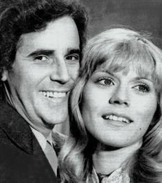 Adriano Reys e Wanda Stefânia em ROSA DOS VENTOS, de 1973.