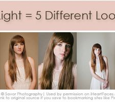 Thumbnail image for 5 Different Looks with 1 Light | Off Camera Lighting Tips