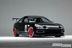 1998 Acura Integra GS-R - Progressive Approach