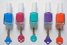 シルバー鍵、合鍵ばかりじゃつまらない。自分らしくオシャレにしたい。ついでにカギ番号も隠してしまおう俺の合鍵