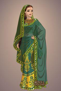 paridhi jodhabai doll divine