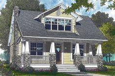Plan #453-3 - Houseplans.com