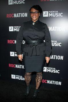 Jill Scott Photos: Roc Nation Pre-GRAMMY Brunch - Arrivals