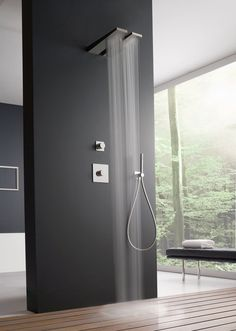 Top 50 Unique Modern Bathroom Shower Design Ideas You Want To See Them - Engineering Discoveries Modern Bathroom Design, Contemporary Bathrooms, Bathroom Interior Design, Contemporary Decor, Bathroom Designs, Contemporary Stairs, Contemporary Building, Contemporary Cottage, Kitchen Contemporary