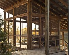 Outdoor Rooms, Outdoor Gardens, Outdoor Living, Outdoor Life, Jacuzzi, Bungalow, Lake Flato, Pergola Carport, Steel Pergola