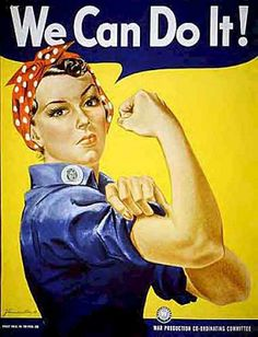 "May 31, 1997:  Rose Will Monroe, who became known as ""Rosie the Riveter"" dies at the age of 77.  Rose worked at an aircraft parts factory during World War II, and was ""discovered"" by filmmakers producing a film promoting war bonds.  The song and the iconic poster were already well known and a real-life Rosie who was a riveter ""proved too good for the film's producers to resist,"" said Monroe's daughter."