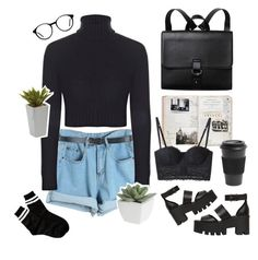 🌿 by leansshawty on Polyvore featuring polyvore, fashion, style, Boohoo, Chicnova Fashion, Intimissimi, Free Press, Windsor Smith, Monki, Pier 1 Imports, Homage, Nearly Natural and clothing