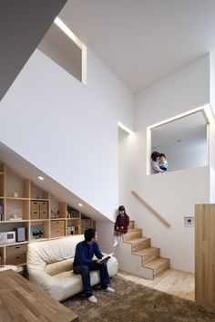House in Kyobate by Horibe Naoko Architect
