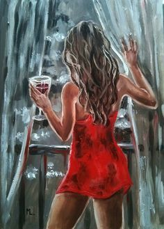 Monika Luniak - Paintings for Sale Monika Luniak - Paintings for Sale Photographie Portrait Inspiration, Painted Ladies, Woman Painting, Paintings For Sale, Art Paintings, Portrait Art, Beautiful Paintings, Erotic Art, Female Art