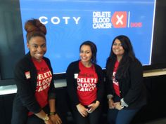 Delete Blood Cancer collaborates with Coty to save lives!