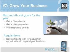 10 Best Practices of Successful Property Managers - Webinar with Mike Levy