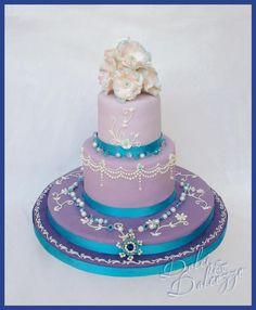 torta-con-collana