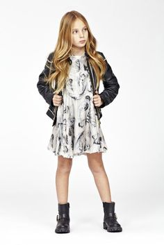 RC Junior Girl Lookbook - Roberto Cavalli United States
